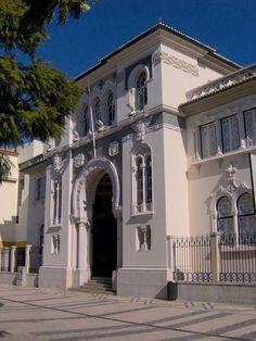 Banco de Portugal en Faro #portugal #viajes