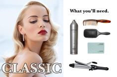 A look that will never go out of style, these Veronica Lake inspired curls are perfect to glam up a night out. While there are many ways to achieve, this is one of our easiest variations to try at home. Start by creating a deep side part over the arch on one eyebrow. Take horizontal […]