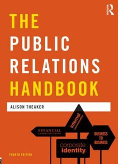 The Public Relations Handbook #publicrelations #marketing #business