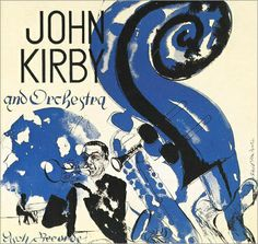 John Kirby and Orchestra   Label: Asch Records   78 album 1940s