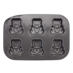 I'd love this Bear Shaped Cake Baking Tray.  Maybe a Christmas present for myself. ;-}