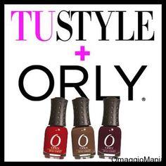 Smalto Orly in omaggio con la rivista TUStyle - http://www.omaggiomania.com/omaggi-nelle-riviste/smalto-orly-omaggio-con-la-rivista-tustyle/