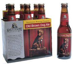 Smuttynose Old Brown Dog Ale. mmmmmm