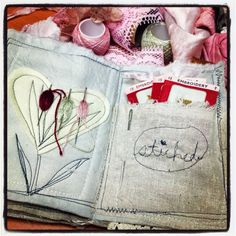 let the beauty we love be what we do: My new needle book.