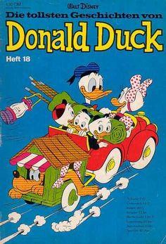 Die Tollsten Geschichten von Donald Duck 18 Pato Donald Y Daisy, Donald Duck, Disney Duck, Disney Art, New Ducktales, King Koopa, Looney Tunes Bugs Bunny, Uncle Scrooge, Daffy Duck