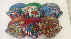 John Pacheco ordered superhero hats and said suprise me. So i made a unique customized special superhero bcbeanies.com hat. Superhero Hats, Hand Fan, Unique, How To Make, Hand Fans, Fan