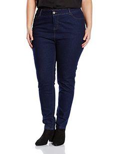 Ex New Look Femmes bleu Jean Skinny Jeans Tailles 6-16