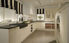 Afbeeldingsresultaat voor lage bovenkastjes keuke. landelijk