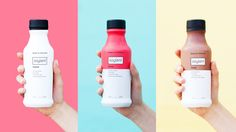 Soylent...in three drink flavors. Remember the 1973 Sci-fi movie starring Charlton Heston?