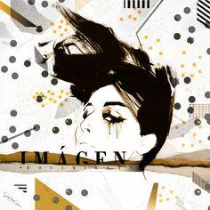 Looks 80! -Mixed media collage, mujer, moda, cuadro , ilustración, lámina, impresión, decoración, póster, pop art, elegante, interiorismo- de SoulArtCorner en Etsy