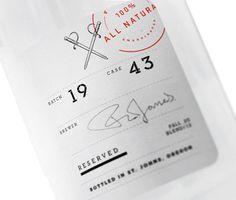 Packaging / Concept: Sauvie\'s HardCherry The Dieline