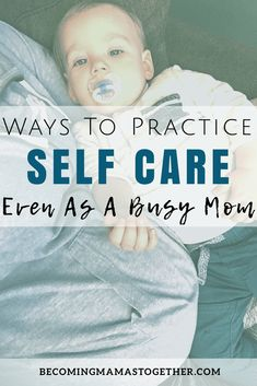 Self care is essential for moms! Check out these simple and quick self care t. Mom Advice, Parenting Advice, My Daily Devotion, Find A Babysitter, Postpartum Care, Self Care Activities, Happy Mom, Self Care Routine, Best Mom