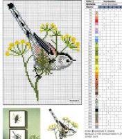Gallery.ru / Фото #5 - четыре птички - irisha-ira