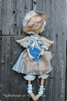 Куклы Шитьё Ангел - портной Ткань фото 2