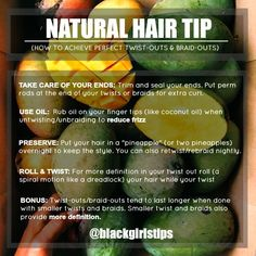 Black Girls Tips