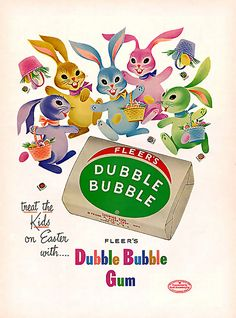 vintage easter by x-ray delta one, via Flickr