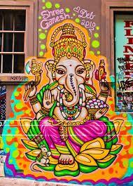 ganesh graffiti melbourne - Google Search
