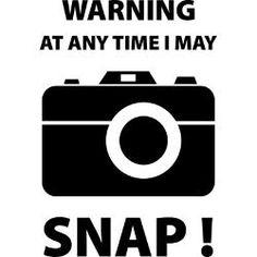 Oh snap I need this as a shirt. Or a patch on a camera bag.