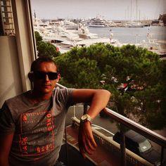 #PortHercule Трип по Европе продолжается!! #монако#красиво#море#трасса #формула1 by avtoandriano from #Montecarlo #Monaco