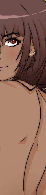 Un #WorkInProgress per una prova di #nudo integrale che sto disegnando, ma tranquilli è ben censurato ;)