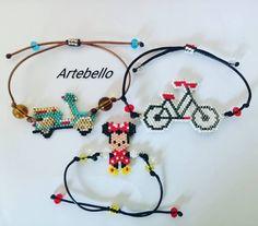 """41 Me gusta, 1 comentarios - ARTEBELLO (@artebeello) en Instagram: """"Pulsera personalizado hecho en miyuki delica con cierre facil. Luce y sé diferente con Artebello.…"""" Bracelets, Jewelry, Instagram, Personalized Bracelets, Handmade Bracelets, So Done, Jewlery, Jewerly, Schmuck"""