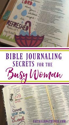 Bible Journaling|Chr