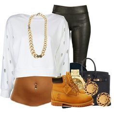 Party chic outfit