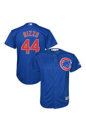 Anthony Rizzo Chicago Cubs Kids Replica Jersey