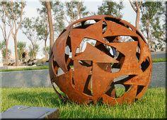 Sphere by Bernard Ho