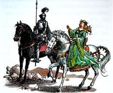 Pauline baynes illustrations from the silver chair - Bing Images