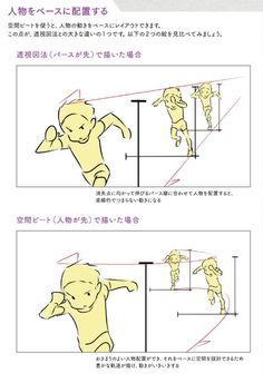 Comic Tutorial, Manga Tutorial, Animation Tutorial, Perspective Drawing Lessons, Perspective Art, Anime Poses Reference, Animation Reference, Digital Art Tutorial, Concept Art Tutorial