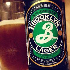 Cerveja do dia: Brooklyn Lager (5,2% / Nova York - Estados Unidos) #cervejadodia