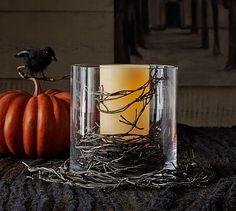 Faux Barbed Wire Vase Filler