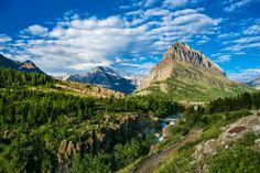 Many Glacier Montana