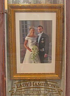 Princess Viktoria & Prince Daniel             Stockholm Swerige