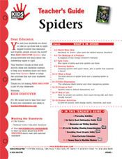 FREE 12-Page Downloadable Lesson Plan for Kids Discover Spiders!