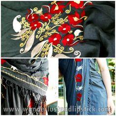 Combat Flip Flops Cover and Concealment Sarong