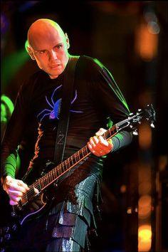 ♫ The Smashing Pumpkins ♫ Billy Corgan