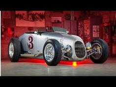On the latest episode of HOT ROD Unlimited, we take you behind the scenes of the buildup of the Indy Speedster, named America's Most Beautiful Roadster for 2012 at the Grand National Roadster Show.