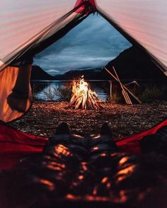 Have you been thinking about going camping? You have to plan for a camping trip regardless of how long you will be gone. The information in this article can ensure that your next camping trip is as relaxing and fun as you desire. Camping Places, Camping And Hiking, Camping Life, Tent Camping, Outdoor Camping, Camping Gear, Camping Checklist, Camping Equipment, Camping Rules
