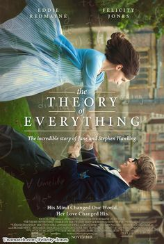 Eddie Redmayne and Felicity Jones on First 'Theory of Everything' Poster READ MORE.... http://www.unomatch.com/felicity-jones/ #felicityjones #hollywood #celebrity