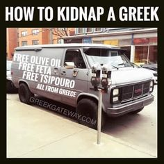 Hahahahaha this would work on Italians as well Greek Memes, Funny Greek Quotes, Greek Sayings, Greek Christmas, Greek Language, Greek Culture, Greek Music, Greek Words, Laugh At Yourself
