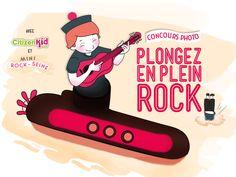 #citizenkid | Participez à notre grand concours photo rock et gagnez vos places adultes/enfants à Rock en Seine ! Plus d'infos : http://www.citizenkid.com/article/concours-photo-plongez-en-plein-rock-a1043963