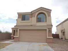 Photo for 23875 W DESERT BLOOM Street, Buckeye, AZ 85326 - listing #5605714 Bank Owned Properties, Property Search, Investors, Fixer Upper, Arizona, Bloom, Real Estate, Street, Outdoor Decor