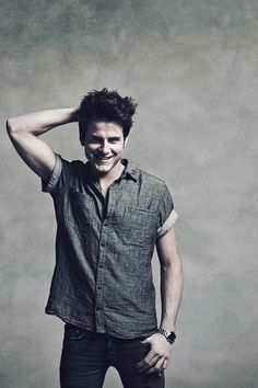 Jared Followill (you can keep your shiny movie stars, I'll take a grubby rocker any day)