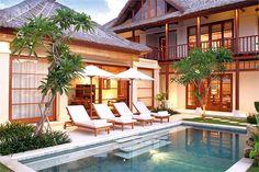 A Pool Villa in Jimbaran Bay for 6 People - Experience Bali!