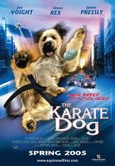 karate dog movie | And you thought The Karate Dog movie was made-up!