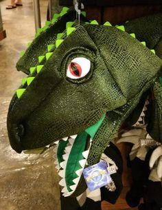 d185aced94d Universal Studios Kids Costume Hat – Green Scale Dinosaur. Jurassic  WorldJurassic ...