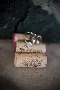 oval ring. weddingbee