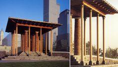 Battery Park City Pavilion : Porphyrios Associates
